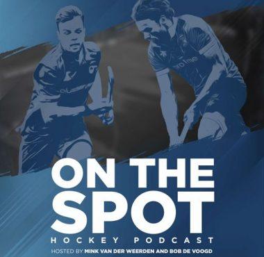 Mink van der Weerden en Bob de Voogd hebben hun eigen podcast.