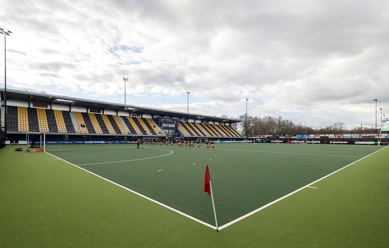Het eerste veld van HC Den Bosch.