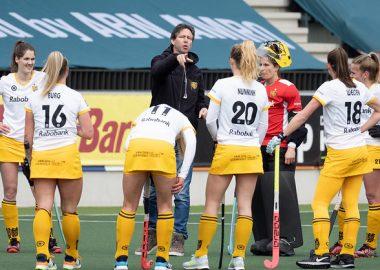In de Hoofdklasse dames kende Den Bosch een lastige wedstrijd tegen HDM.