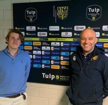 Flip Wijsman vertrekt bij Almere en komt over naar HC Den Bosch