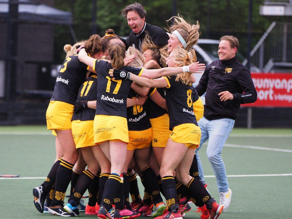 Den Bosch wordt voor de twintigste keer landskampioen