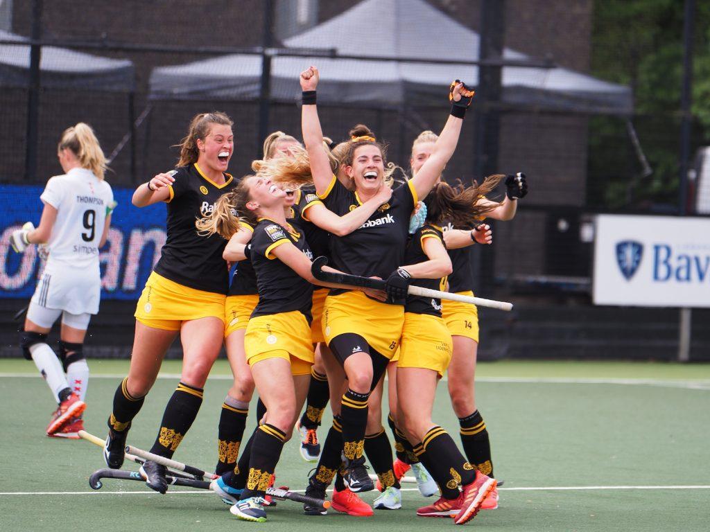 Frederique Matla brengt twintigste landskampioenschap naar Den Bosch