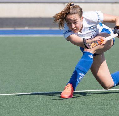 Renee van Laarhoven speelt komend seizoen bij SCHC.