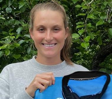 Duits International Cecile Pieper komt naar HGC.