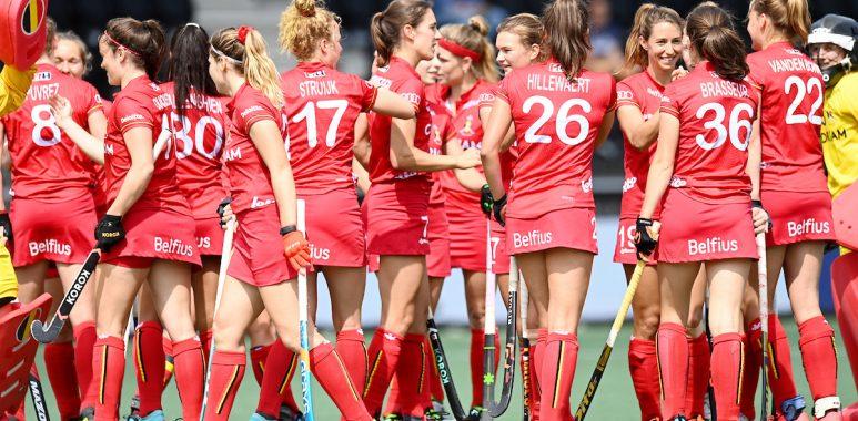 Volg vanaf 10.00 uur de troostfinale van het EK Hockey met België tegen Spanje.
