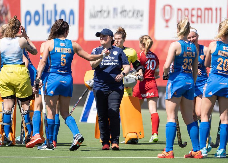 Ilse Kappelle speelde dit seizoen uitstekend bij Amsterdam en bij Oranje.