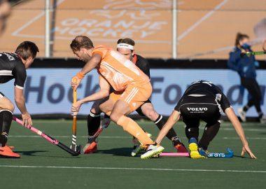 Billy Bakker speelt op de Olympische Spelen zijn laatste toernooi.