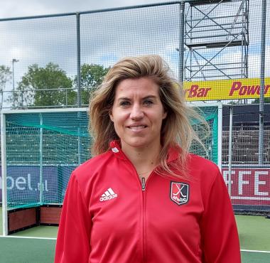 Kim Lammers wordt komend seizoen assistent bij Amsterdam Dames 1.