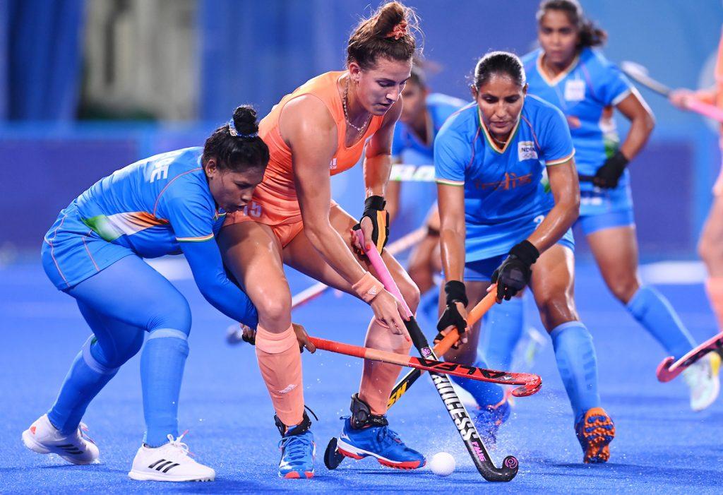 Frederique Matla's individuele kwaliteiten zouden vandaag het verschil kunnen maken tegen India.