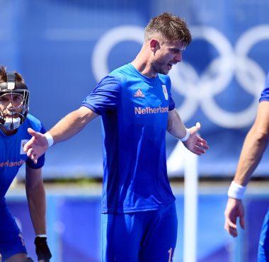 Robbert Kemperman vraagt zich af waarom het niet wil op de Olympische Spelen.