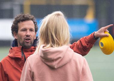 In de Herfstvakantie zijn diverse clinics van spelers en speelsters uit de Hoofdklasse.