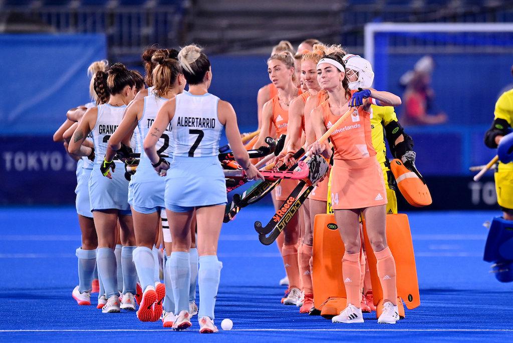 De klassieker Argentinië tegen Nederland zal waarschijnlijk veel vuurwerk geven.