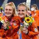 Laurien Leurink en Lauren Stam worden Olympisch kampioen.